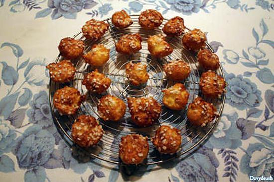 Recette de chouquettes par la cuisine de monica for La cuisine de monica