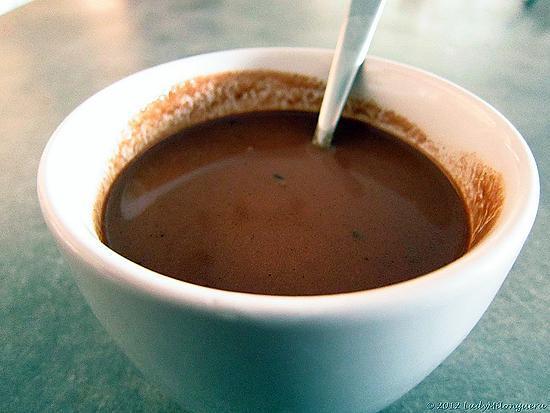 recette Le Chocolat chaud de mon enfance