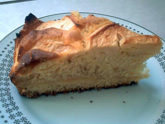 recette de gateau pomme cannelle (recette portugaise)