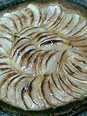 recette tarte aux pommes classique