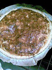 recette quiche jambon fromage