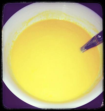 recette Velouté de Carottes au Lait de Coco et Curcuma