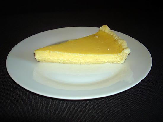 recette tarte aux citrons