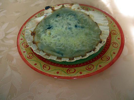 Recette de coquilles de palourdes et de champignons for Cuisiner des palourdes