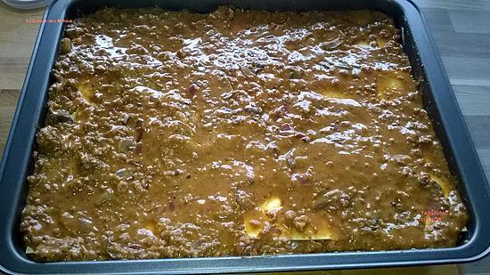 recette Lasagnes Bolognaise al Forno