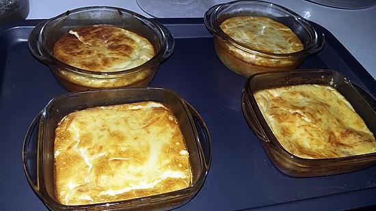 recette Soufflé jambon fromage thermomix