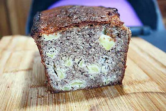 recette Cake automnal