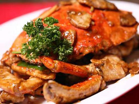 les meilleures recettes de crabe la chinoise. Black Bedroom Furniture Sets. Home Design Ideas