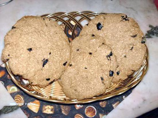 recette pain de seigle aux olives noires