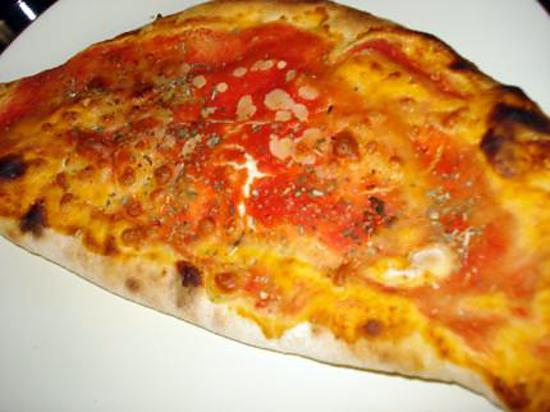 recette de pizza calzone tomate mozzarella. Black Bedroom Furniture Sets. Home Design Ideas