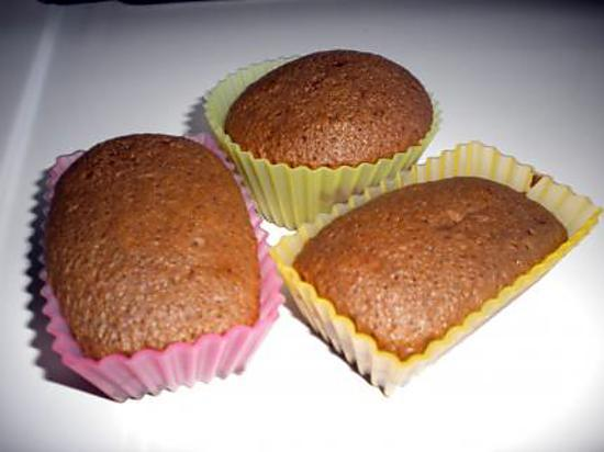 recette Mini muffins et mini cakes au chocolat