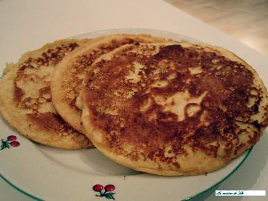 recette Blinis maison (petites crêpes russes)