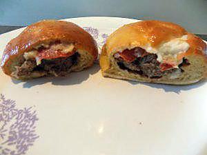 recette Buns burger (régime dukan )
