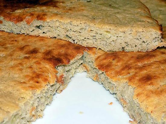 recette Moelleux rhubarbe amande (sans gluten)
