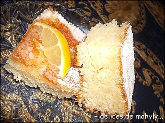 recette carrés so british...(fourré au lemon curd)