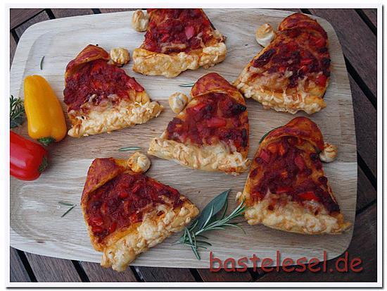 recette Pizza Père Noël
