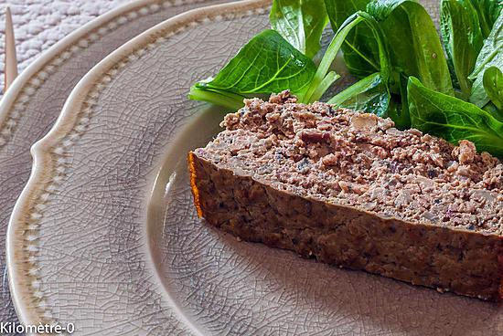 recette Terrine de foies de volaille