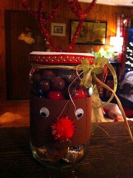 recette Renne de Noël