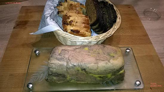 recette Foie gras au Porto et figues