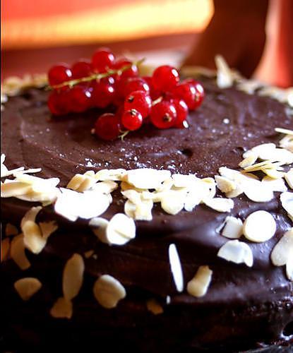 recette Gâteau triplement chocolat