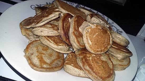 recette Blinis de sarrasin