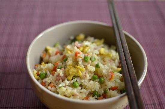 recette de riz cantonais par cuisinedeming