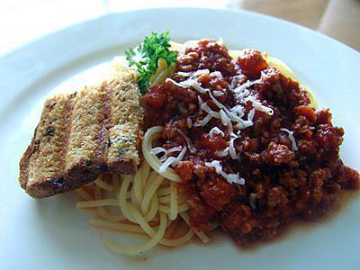 recette Sauce à spaghetti de chez nous