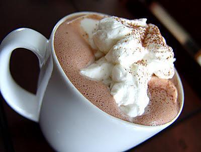 les meilleures recettes de chocolat chaud avec cacao. Black Bedroom Furniture Sets. Home Design Ideas