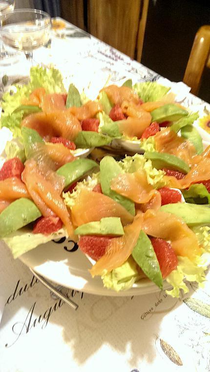 salade légère hiver