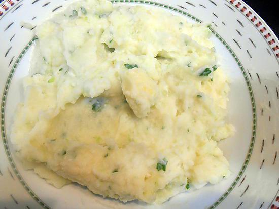 recette de puree maison au pesto de celeri branche