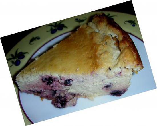 recette d a 233 rien de no 235 l ou tarte au fromage blanc au cassis sans p 226 te