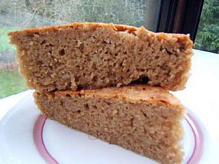 recette Cake aux topinambours