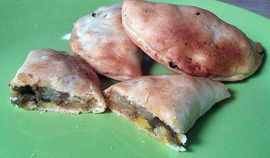 recette ~ Empanadas ~