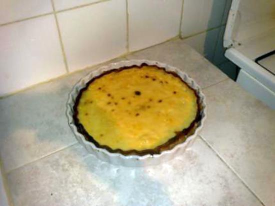 recette Tarte citron facile.