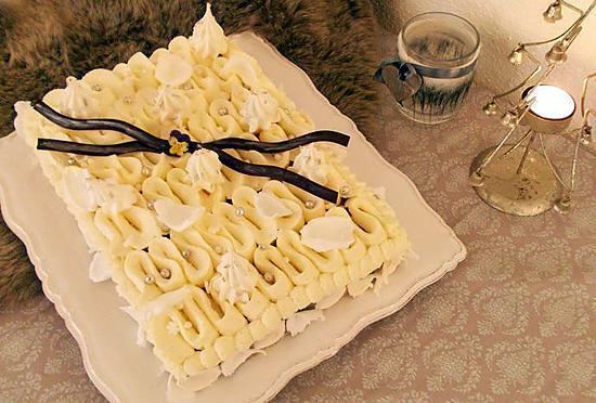 recette Le Mont Blanc