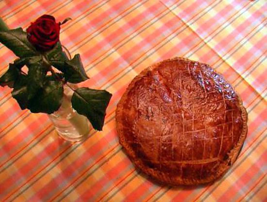 Recette de galette des rois par la cuisine de monica for La cuisine de monica