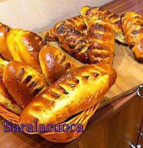 recette Petits pains au lait et (aux pépites de chocolat 12 petits pains)