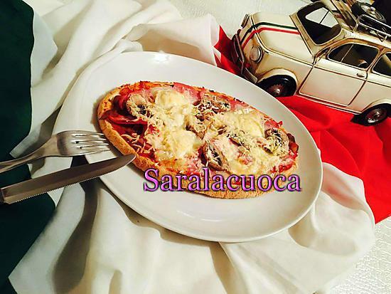 recette Bruschetta