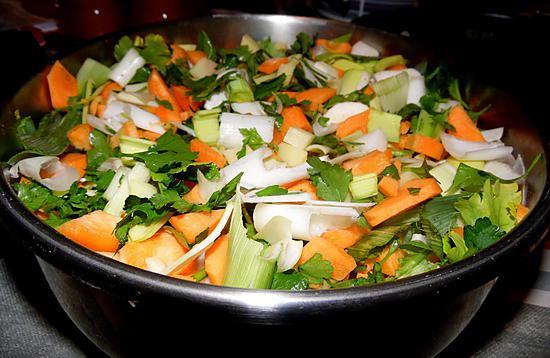 Recette de soupe fait maison - Soupe a oignon maison ...
