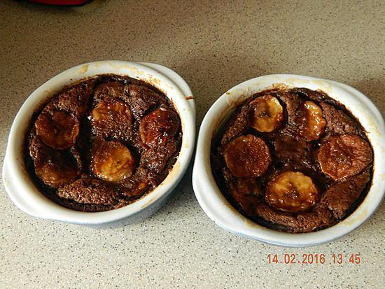 Recette De Clafoutis Bananes Chocolat