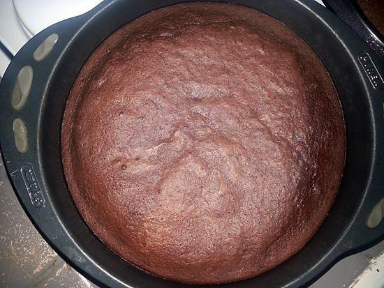 recette Gâteaux chocolat et beurre de cacahuète.