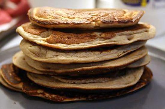 recette pancakes light sans matière grasse