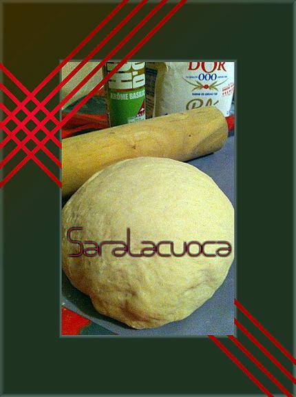 Recette de p te pizza paisse - Recette pate a pizza italienne epaisse ...