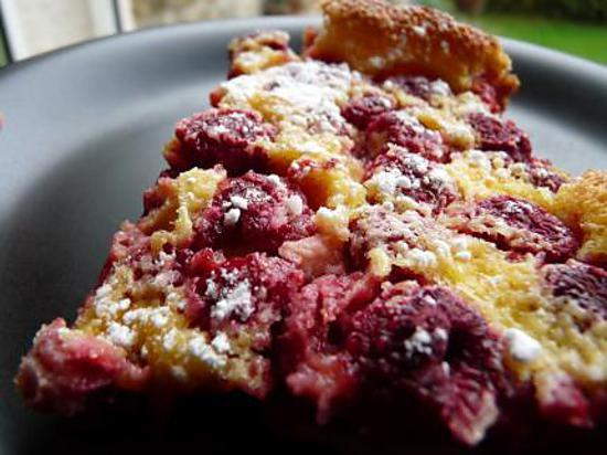 recette de crumble aux framboises par christine. Black Bedroom Furniture Sets. Home Design Ideas