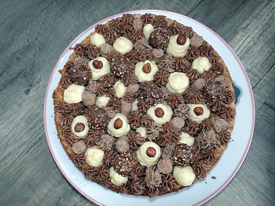 recette Fantastik Ferrero Rocher