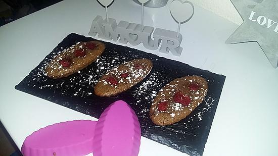 recette Gâteau express chocolat fraise