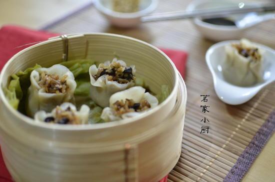 Recette de shaomai v g tarien ravioli v g tarien la - Cuisine asiatique vapeur ...