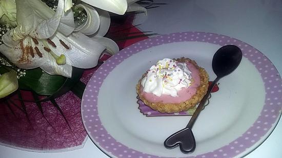 recette Minis cheesecakes au Philadelphia et fraise sans cuisson