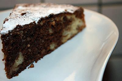 recette Gâteau Belle-Hélène (sans gluten)
