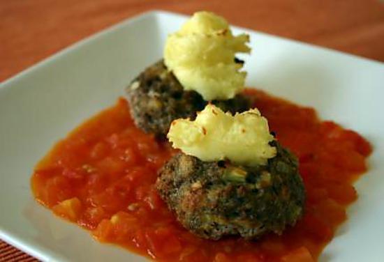 recette Hasan pasa koft (boulettes de viandes turques)